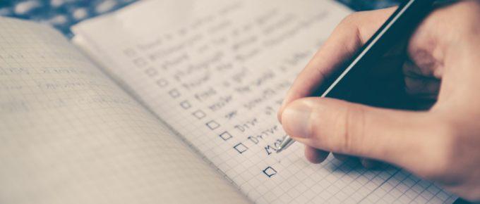 128. La checklist de cinq éléments importants à inclure dans un billet de blog