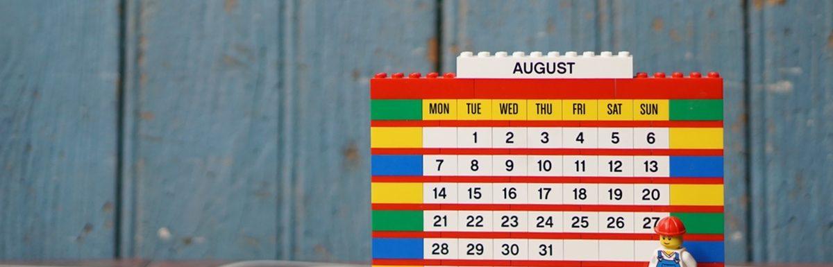 24. Ne brisons pas la chaîne pour le défi créatif du mois d'août