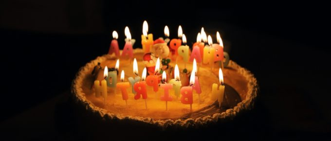 203. Premier anniversaire !