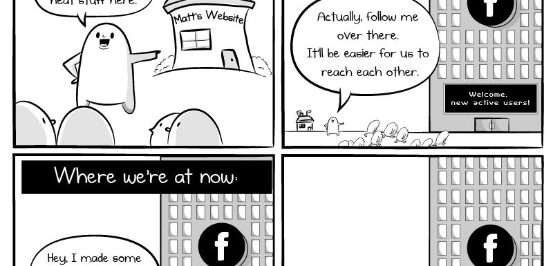 Ce qu'internet est devenu