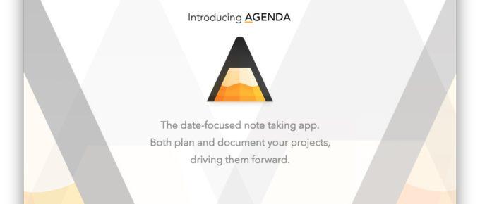 App Agenda
