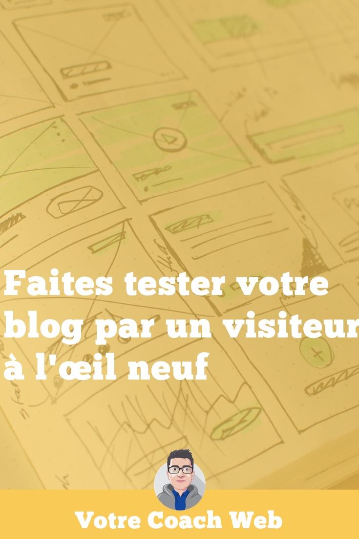 287. Faites tester votre blog par un visiteur à l\'œil neuf