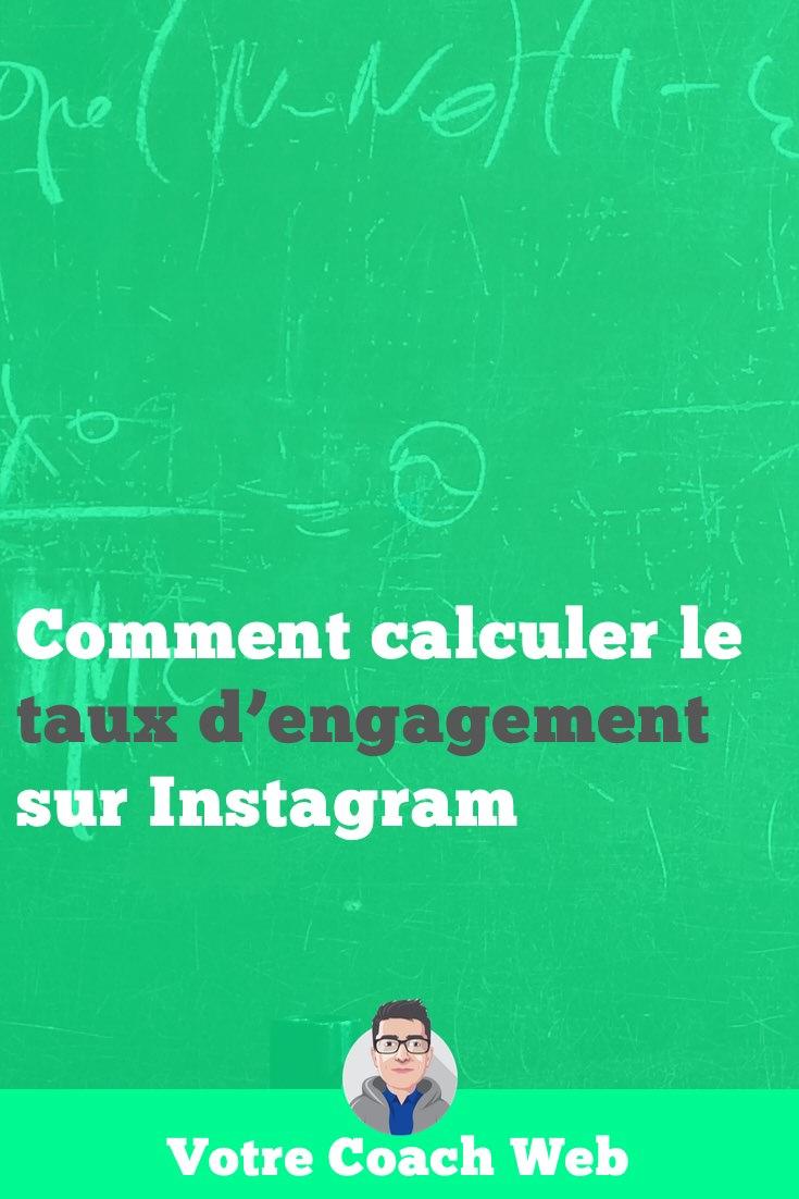 329. Comment calculer le taux d'engagement sur Instagram