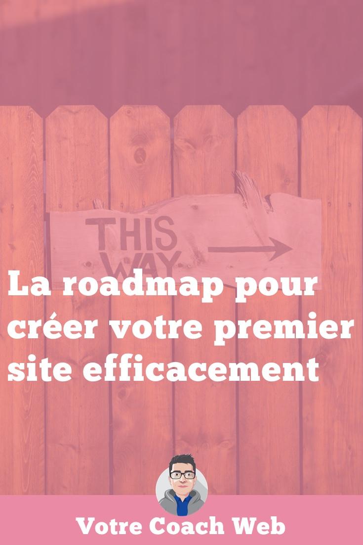 401. La roadmap pour créer rapidement votre premier site