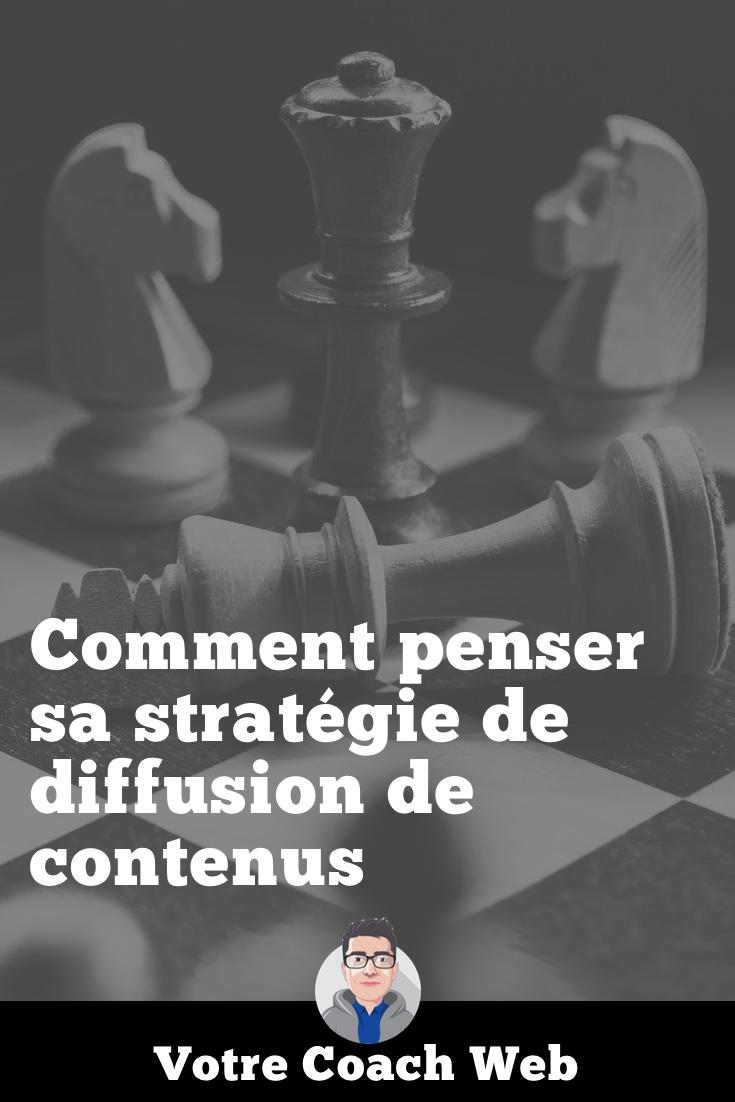 418. Comment penser sa stratégie de diffusion de contenus #askBertrand