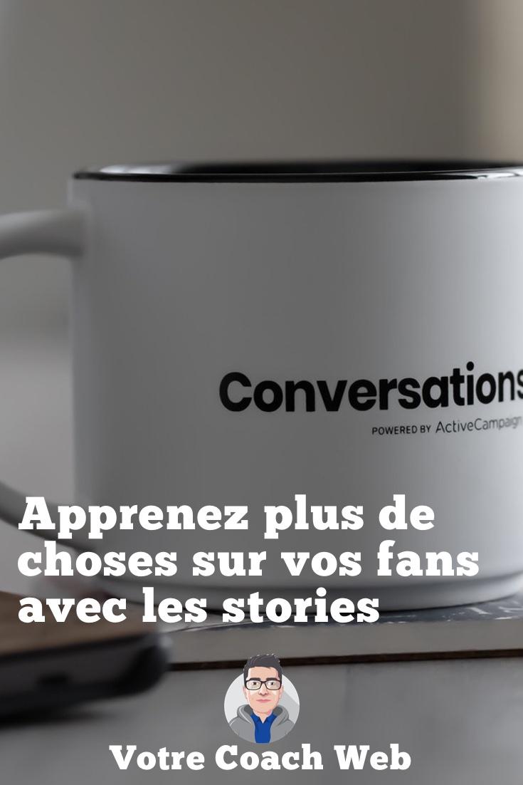 424. Instagram : Apprenez plus de choses sur vos fans avec les stories