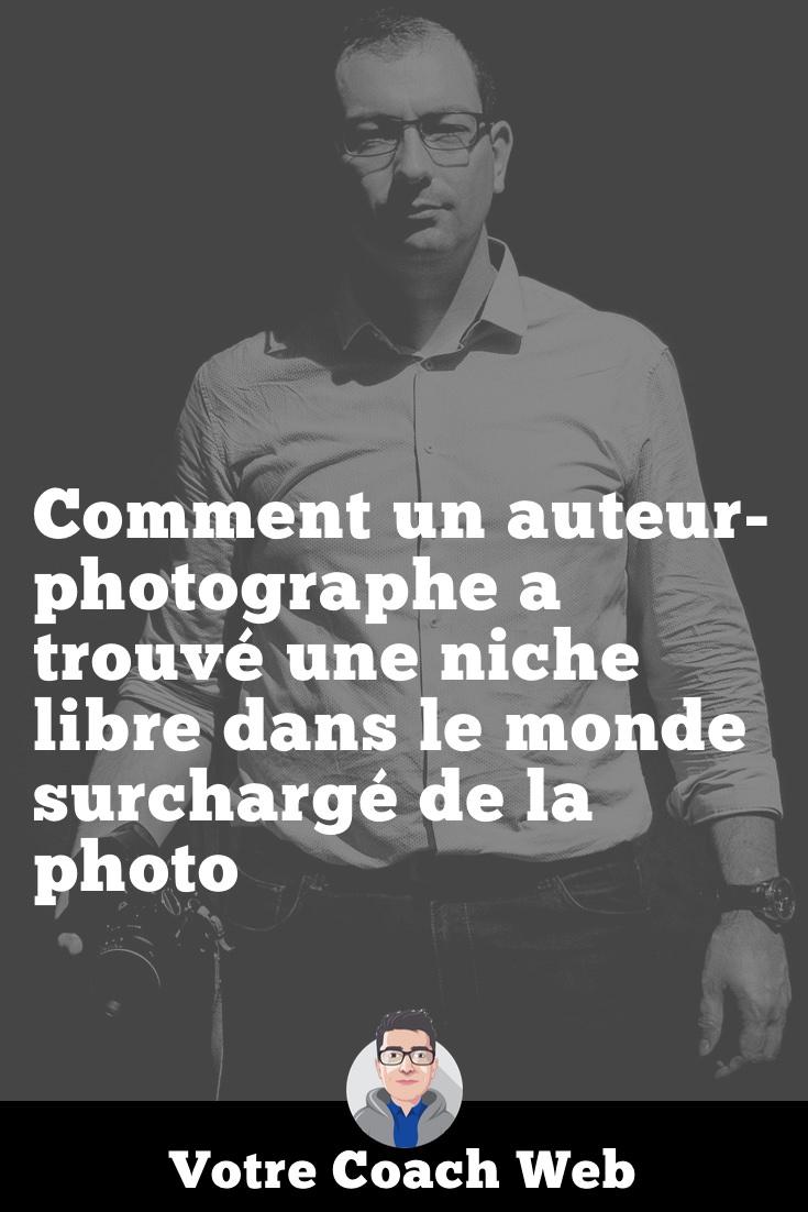 409. Rencontre avec Thomas Chauvin : partager sa passion de la photo en podcast