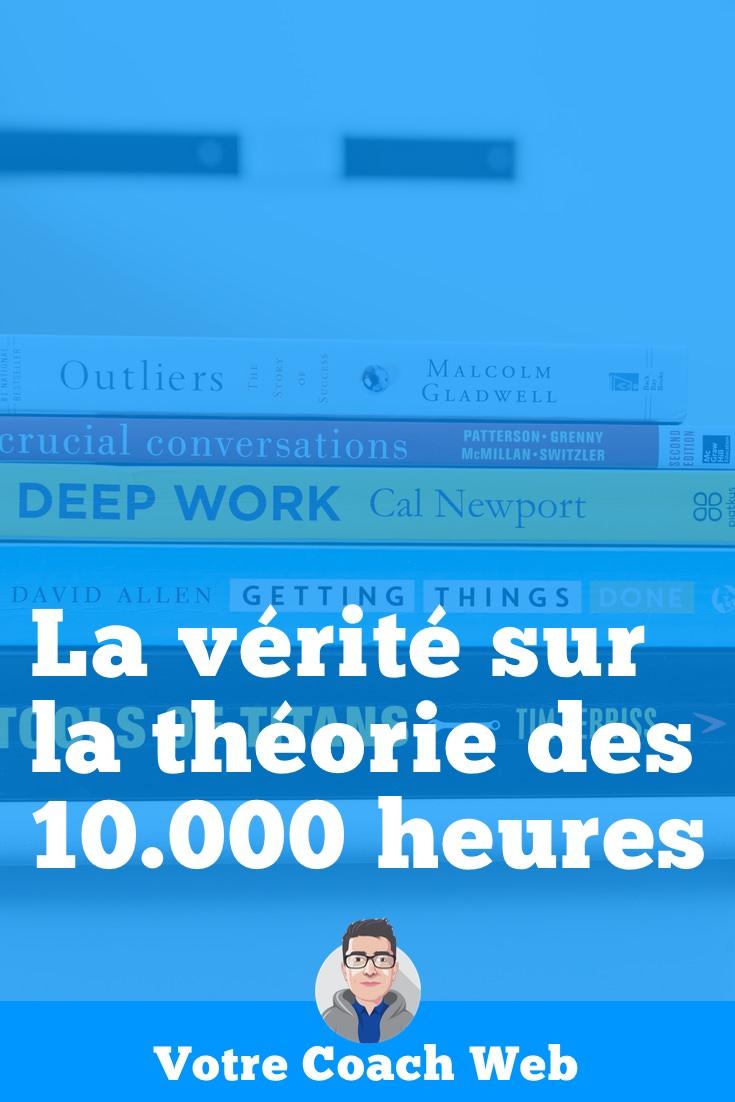 440. La vérité sur la théorie des 10.000 heures