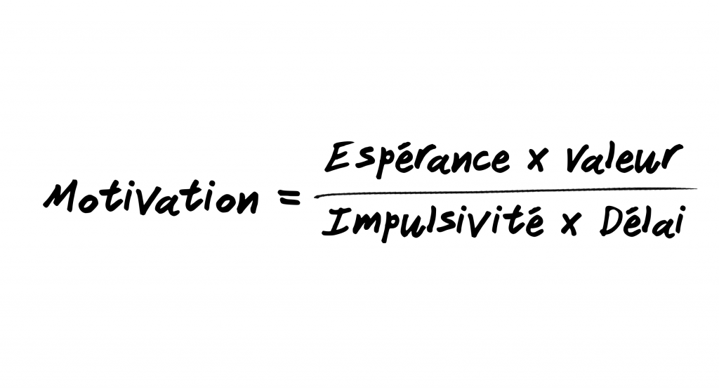 Equation de la motivation