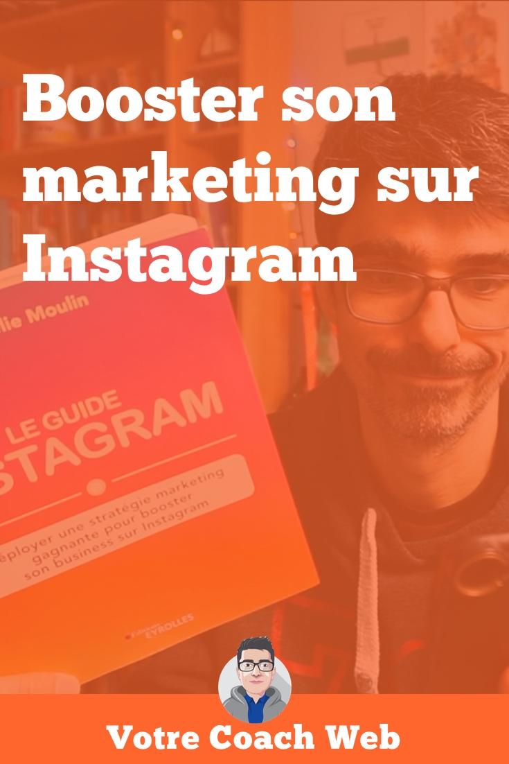 501. Booster son marketing sur Instagram avec Aurélie Moulin